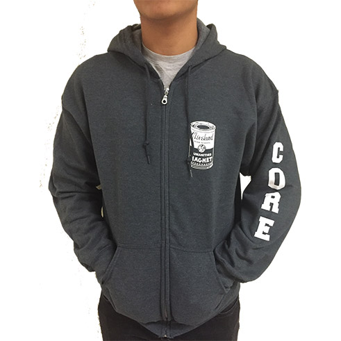 grey core sweatshirt